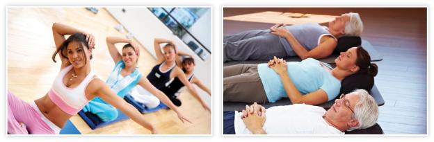 yoga classes seniors