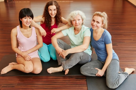 Women's Yoga Retreat Day