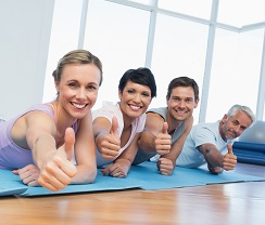 Yoga class bookings