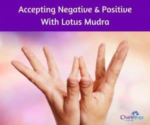 Lotus Mudra